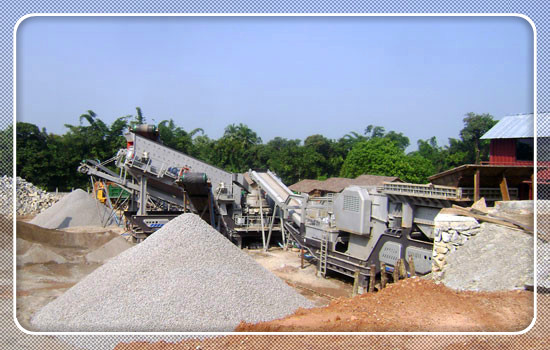 100TON-1000ton large construction waste recycling equipment Introduction