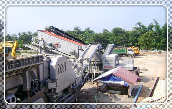 PDF of Mobile Crushing Machines Design Construction Industry