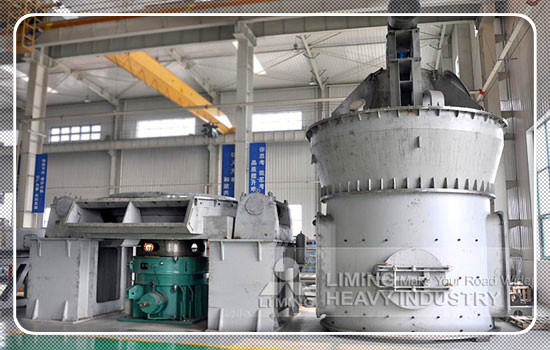 Lm Series Vertical Roller Mill applied for Commercial construction material fly ash Processing Plants