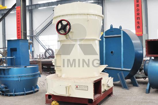 YGM Series Suspension Mill