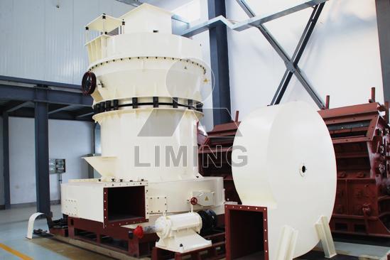 TGM Super Pressure Trapezium Mill