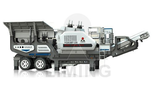 Mobile Impact Crusher for sale in Philippines