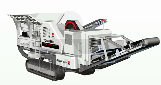 Mobile crusher plant enters into the Philippines market successfully