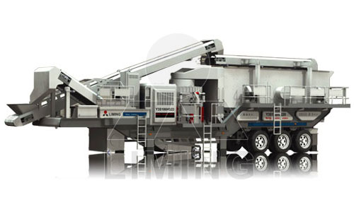 Mobile Cone Crusher for sale in Philippines
