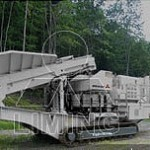 Tracked Cone Crusher for sale in Mexico