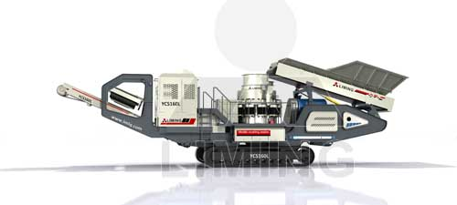 The development of Mobile Jaw Crusher towards large high yield environmental protection