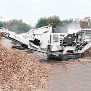 iron ore mobile crusher for sale
