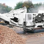 mobile limestone crusher, limestone crushing plant for sale