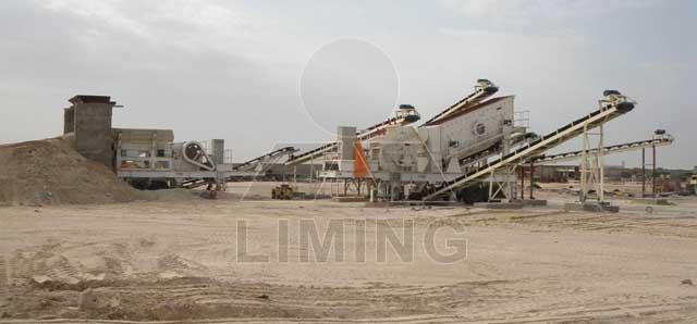 Bentonite mobile crusher for sale, bentonite crusher machine manufacturer