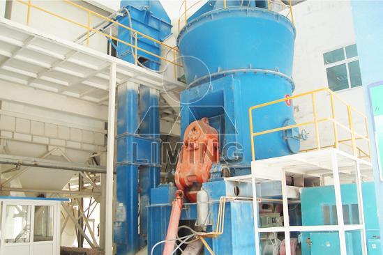coal ash grinding mill,coal ash process equipment  LM Series Vertical Mill