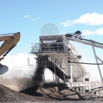 mobile barite crusher,barite crushing machine supplier