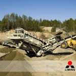 gravel crushing plant in Russia