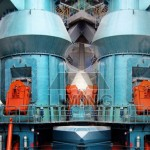LM Vertical Mill: Desulfurization equipment in Coal Power Plant