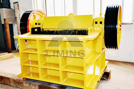Pakistan double toggle jaw crusher