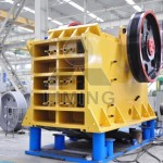 single toggle jaw crusher in Uzbekistan