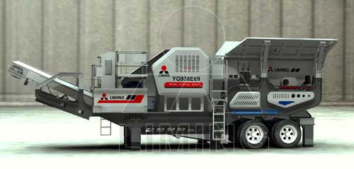 mobile stone crushers and screeners market survey