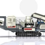 Mobile crushing plant exported to South Africa