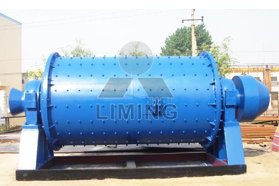 capacity of horizontal ball mill