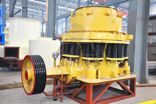 Difference between cone crusher and jaw crusher