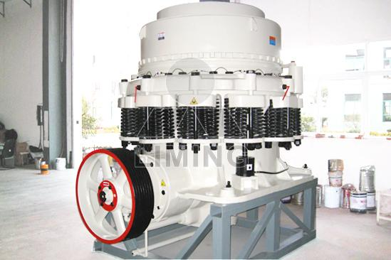 Increase the capacity of cone crusher