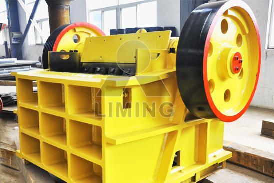 Europe jaw stone crusher machine