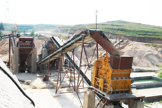the design of feldspar crushing plant