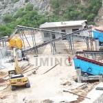 Uzbekistan iron ore crushing line