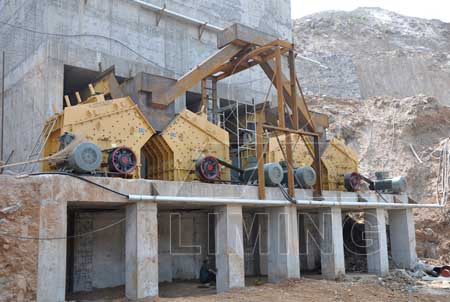 European Type Impact Crusher