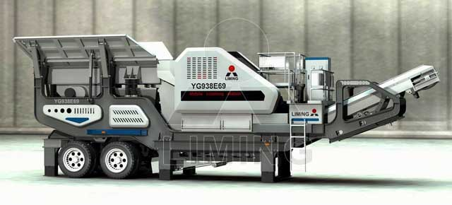 mobile jaw crushers to rent in Indonesia