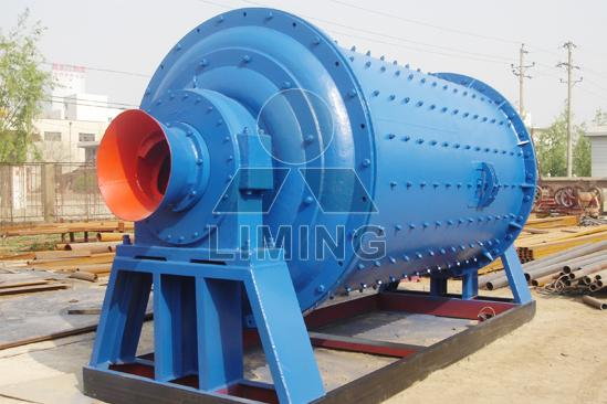 ball mill size and motor power requirements
