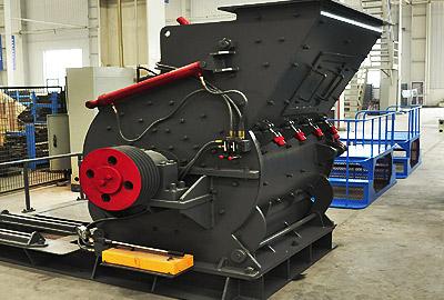 hammer stone crusher maintenance technology