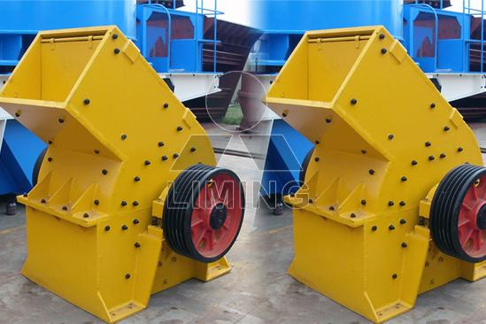 Technical specification of PC600*400 hammer crusher