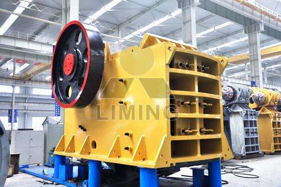 maintenance schedule for jaw crusher