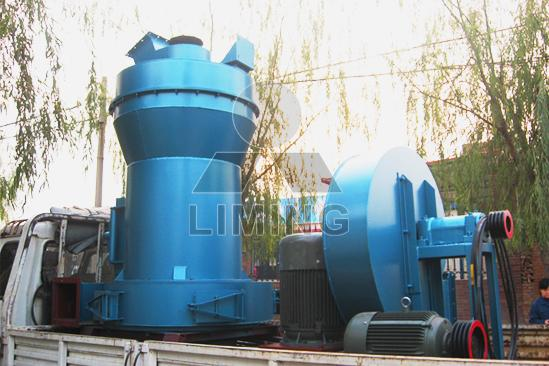 roller mill for grinding stones