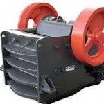 Liming primary jaw crusher unit in mining