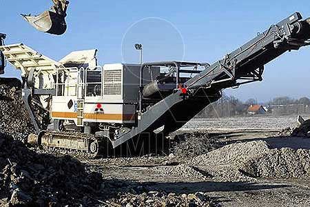 Technical specification of mobile crusher plant