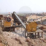 gold ore crushing machines in gold mining plant