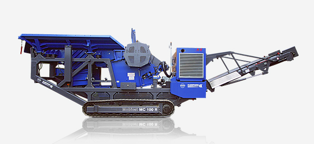 kleemann mobile crusher:Opening up new possibilities with extremely efficient