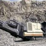 portable rock crusher distributor