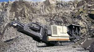 portable rock crusher distributor
