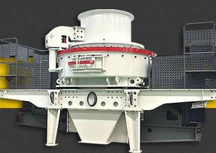 sand crusher technical specification