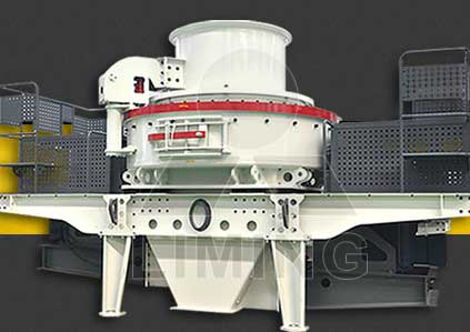 New vertical shaft impactor with low cost