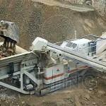 telluride gold ore crushing machines