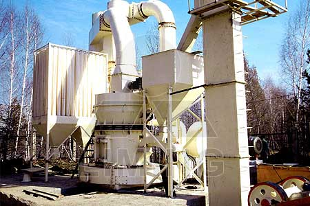 fly ash crusher