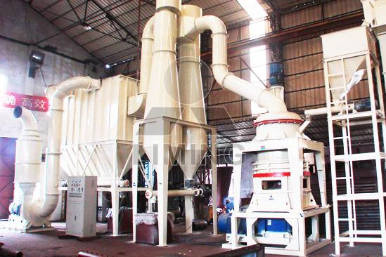HGM Micro Powder Mill