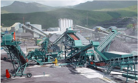 Underground mine crusher plant design