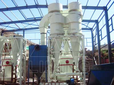 Industrial Mill specialized for grinding dolomite