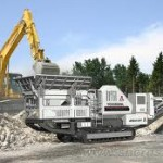 iron ore portable crusher in Russian