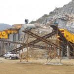 quarry crusher types