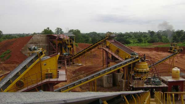 screening and crushing stone indonesia